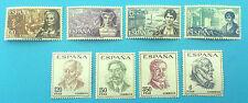 Sellos de España -2 juegos de sellos de menta 1967 y 1968