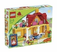Lego Duplo #5639 Family Home New Sealed