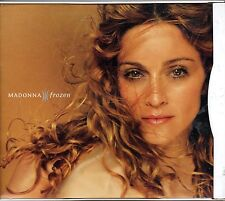 MADONNA CD SINGLE 4 tracce FROZEN made in USA  +  REMIX stampa AMERICANA