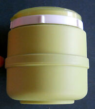 Thermo Jar Insulated Soup Server Tote Lunch Mate Leftover Keeper Plastic Thermos
