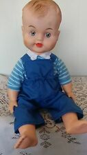 VINTAGE BABY DOLL UNMARKED 196O,S 15""