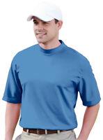 Jonathan Corey Men's Short Sleeve Polyester Performance Mock Shirt S-3XL. 400