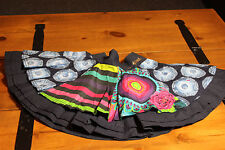 NEW DESIGUAL  skirt  size 7-8