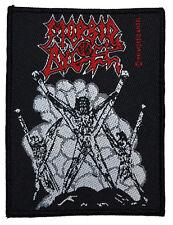 MORBID ANGEL -  Aufnäher *ALTARS* - Patch Gewebt Death Metal 7,5 x 10 cm