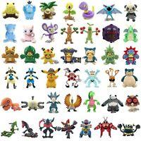 Pokemon Pikachu Exeggutor Zubat Pancham Lucario Dodrio Mew Plush Toy Optional
