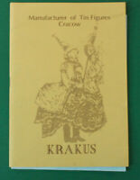 Manufacturer of Tin Figures Cracow KRAKUS Catalogue B-16984