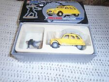 CORGI JAMES BOND COLLECTION 007 CITROEN 2CV & JAMES BOND FIGURE SET