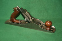 FINE Antique Vintage Blue Grass No 5 Size Corrugated Jack Plane Inv#NK14