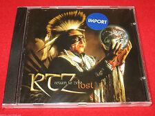 RTZ - LOST - RARE CD - BOSTON / BRAD DELP - MTM EDITION