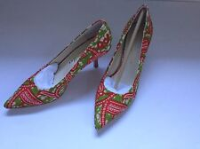 Gorgeous BNWB Bettye Muller Alto Pumps Heels In Lime Size 6