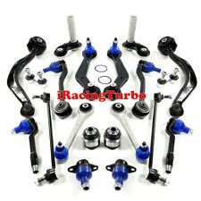 20pc Control Arms Suspension Kit Tie Rod Ball Joints For BMW X5 E53 4.4i M62 N62