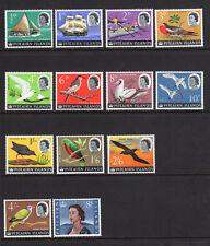 1964 Pitcairn Islands SC 39-51 QEII, Birds and Ships - Set of 13 - MNH Mint NH*
