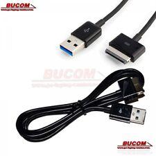 Daten Strom Kabel f Asus TF101 TF101G TF 201 TF300 TF700 Tablet Aufladekabel USB