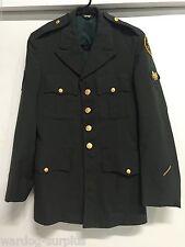 USGI US Army AG-344 Wool Class A Dress Uniform Coat JACKET TOP  Size 36 L