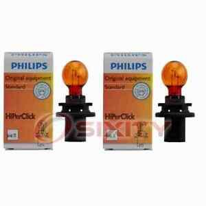 2 pc Philips 12272NAC1 Turn Signal Light Bulbs for Electrical Lighting Body ii