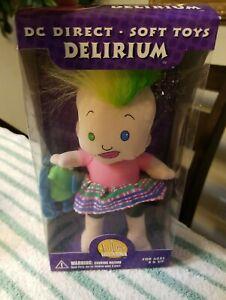 DC Direct Soft Toys Delirium RARE
