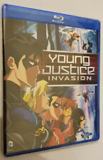 Young Justice Invasion: The Complete Second Season 2 - Blu-ray NEW SEALED