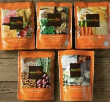 Real Food Blends Pureed Blended Meal (Pack of 12) 3 Flavors Available