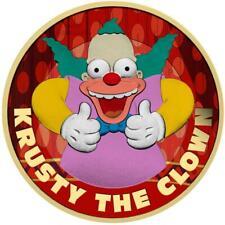 Tuvalu 2020 1$ - Krusty the Clown - The Krusty Show - 1 Oz Silver Coin