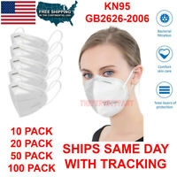 KN95 Protective 5 Layers Face Mask Disposable Mouth Cover PM2.5 Respirator BFE