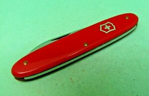 1950's  Victorinox / Victoria 84mm Model 70 Swiss Army Knife in Red cellulose