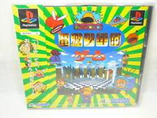 PlayStation DENPA SHONEN TEKI GAME Brand New PS1 JAPAN Video Game p1