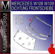 Mercedes W108 W109 Dichtung Frontscheibe Scheibengummi