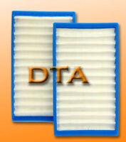 DYSON VACUUM CLEANER DC02 CASSETTE HEPA FILTER NEW  X2