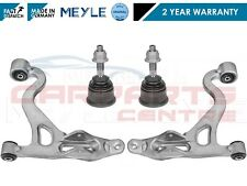 FOR JAGUAR S TYPE 99-02 3.0 V6 4.0 V8 FRONT AXLE LOWER CONTROL ARMS BALL JOINTS
