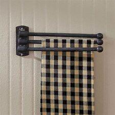 Wooden Kitchen Towel Racks Ebay