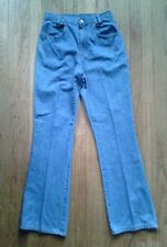 HOT & THE GANG (HnG) Women's 7 High Waisted Med Flare/Boot 80's/90's Jeans 26/32