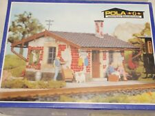 POLA G 980 OBERNDORF STATION GARDEN RAILROAD TRAIN BUILDING HOUSE G SCALE