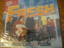 Malcolm In The Middle Emmy DVD 3 EPISODES SOAP BOX STYLE PROMO DVD HOLDER NEW!!