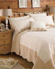 Modern Embroidered Decorative Bedspreads