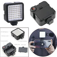1/4 Interface Heat Boots LED Video Supplement Light Lamp for OSMO Pocket Camera