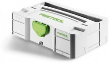 Festool Systainer System Professional Storage Case Box Hand-Held Tools Organizer