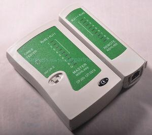 LAN DSL RJ45 RJ11 RJ12 CAT5 CAT6 UTP Ethernet Network LAN Cable Tester Tool