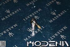 ORIGINALE VALVOLA PNEUMATICI BBS Cappuccio Metallo Alluminio Maserati senza TPMS pressione dell'aria controllo