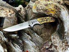 Klappmesser Anglermesser Gürtelmesser M4 Campingmesser Buschmesser Messer
