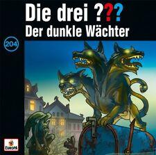 Die drei ??? Nr.204 Der Dunkle Wächter 2LP Vinyl 2020 EUROPA