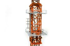 """New listing Potain MDT178 Climbing Cage - """"ARCOMET"""" - 1/50 - TWH  #047A-01085"""