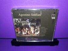 Steffani: Orlando Generoso Agostino Steffani (Composer) CD - BRAND NEW!