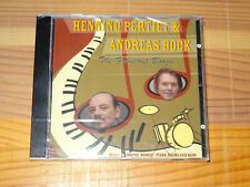 HENNING PERTIET & ANDREAS BOCK - THE FABULOUS BOOGIE / ALBUM-CD 2009 OVP SEALED!
