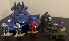 MegaBloks Halo Lot (vehicles/figures/accessories/complete sets)