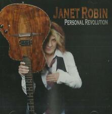 Janet Robin - Personal Revolution (CD 2014) NEW