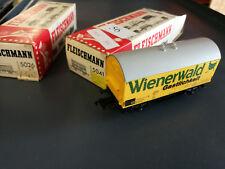 FLEISCHMANN  5041  WAGON  COUVERT  WIENERWALD