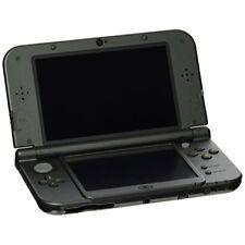 2015 Model New Nintendo 3DS XL Black Very Good Portable System 8Z