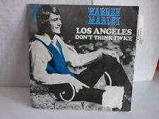 WARREN MARLEY Los Angeles / Don't think twice ( BOB DYLAN ) 2c006 92880