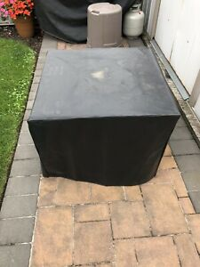 Fire pit by Mayfair , propane tank not included