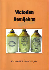 VICTORIAN DEMIJOHNS by KEN ARNOLD & DAVID BICKFORD